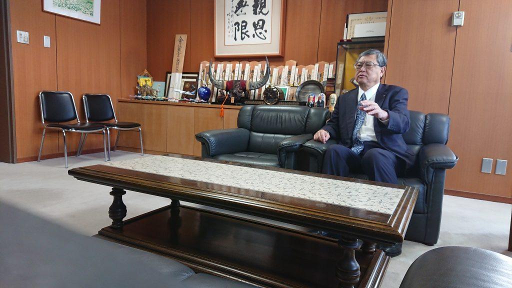 中田組インタビュー